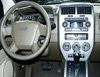 Jeep Compass dashboard and stereo